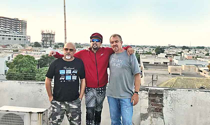 Salman Ahmed on curating setlist for upcoming Junoon gig