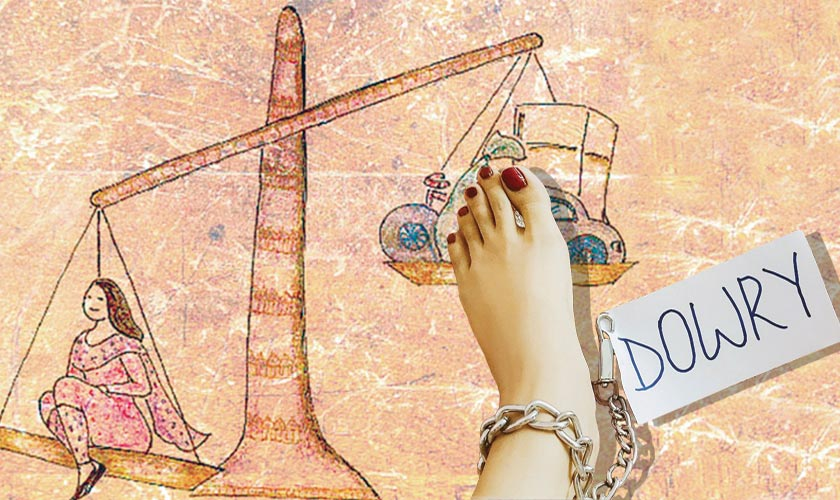 Dowry - not an obligation