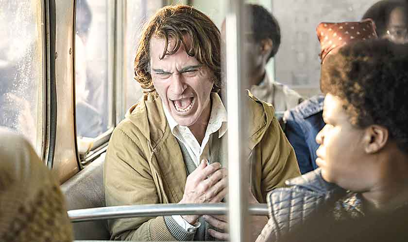 """Joker """"for sure"""" will be in the Oscar race, says Venice"""
