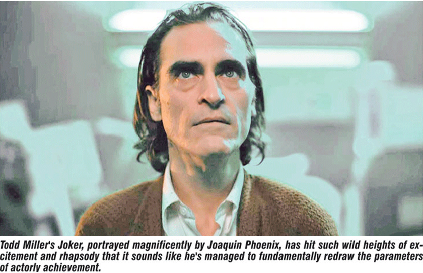 Joker: plot, cast, music, trailer and release date