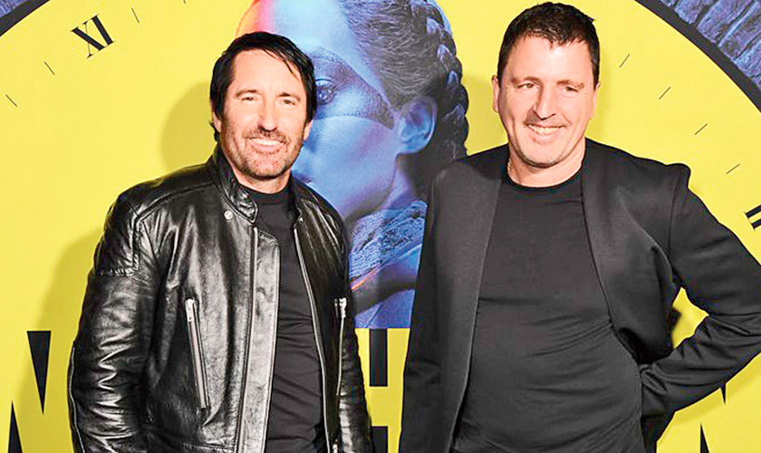 Trent Reznor and Atticus Ross to score new David Fincher film 'Mank'