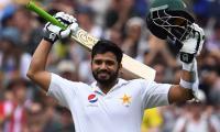 Azhar breaks Majid Khan's record in Australia after 44 yrs
