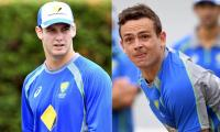 Cartwright, O´Keefe in Australia third Test team