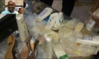 ASF foils bid to smuggle liquid heroin to Nigeria