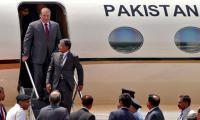 PM Nawaz arrives in Jeddah to perform Umrah