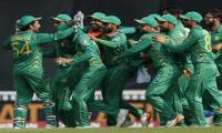 Pictures: Pakistan vs India