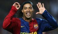 Pak Army welcome football legend Ronaldinho to Pakistan