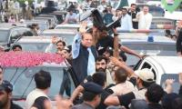 GT Road Rally: Nawaz criticises judges for failing to hold dictators accountable
