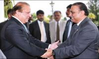 Zardari gives cold shoulder to Nawaz's 'grand national dialogue' offer