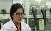 Pakistani Ph.D student pursues her dreams in China