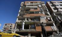 Strong earthquake hits Iraq and Iran, killing more than 450