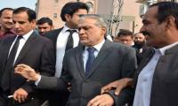 Hearing of Dar's case today