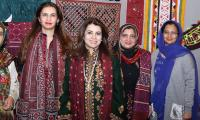 Rich Pakistani culture showcased at Commonwealth fair