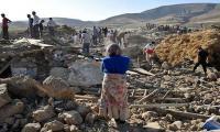 Iran pledges swift aid after major quake kills 400