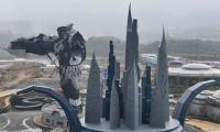 First-ever sci-fi theme park to open in China