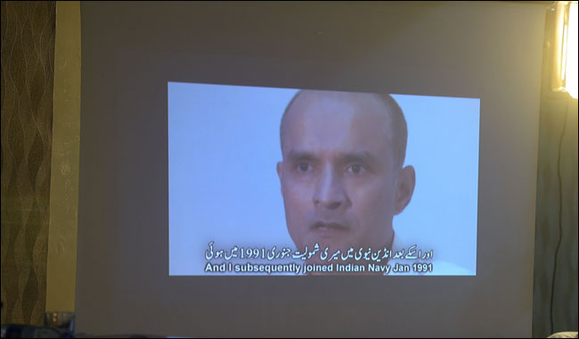 Guarantee Kulbhushan Jadhav's wife, mother will not be harassed or questioned