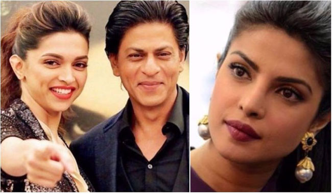 SRK chooses Deepika over Priyanka for 'Don 3'?