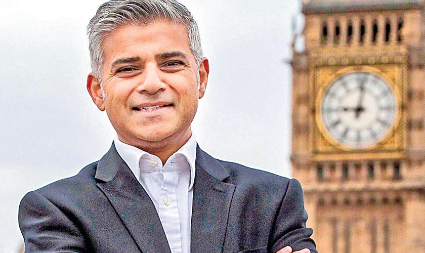 Ban fracking in London, mayor Sadiq Khan tells councils