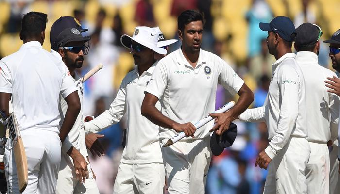Nagpur Test: India register crushing win against Sri Lanka