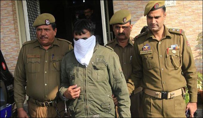 Indian Army official arrested with heroin worth Rs400m in India-held Kashmir