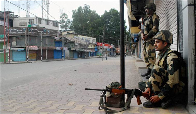 BSF soldier shot dead by colleague in IoK