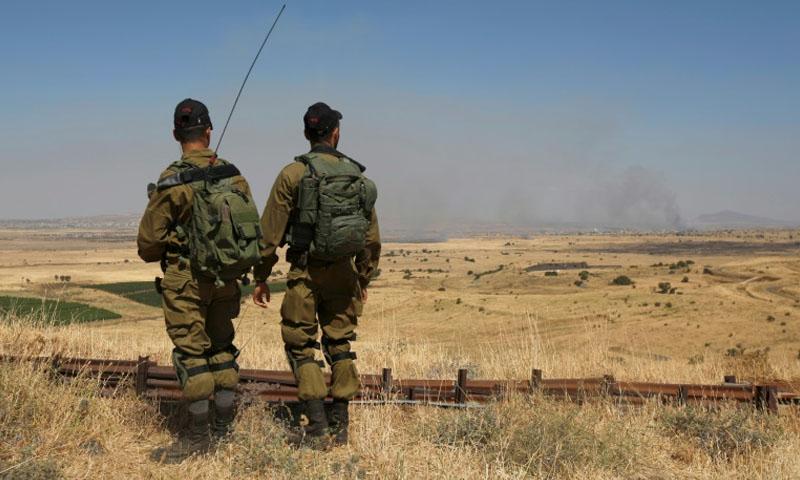 Mortar Shell Barrage from Gaza Strip, IDF Retaliates