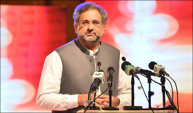 Pakistan happy to support SCO efforts for peaceful Afghanistan: PM Abbasi