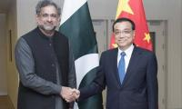 China vows to provide assistance to Pakistan in key infrastructure projects