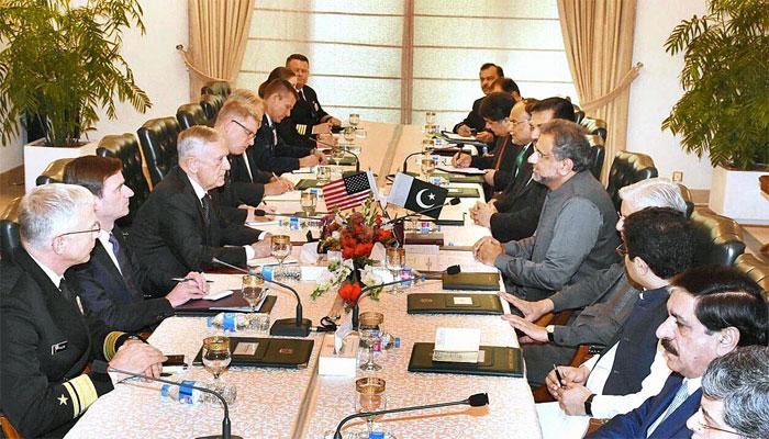 US Defence Secretary Mattis to visit Pakistan on Monday