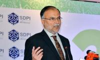 Ahsan for private sector to capitalize business opportunities under CPEC