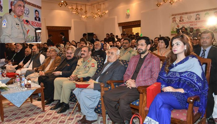 Army chief affirms commitment to democracy