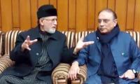 Zardari, Qadri demand Punjab CM's resignation
