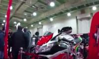 New York International bike show concludes amidst happy bikers