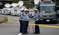 Three dead in samurai sword attack at Tokyo shrine