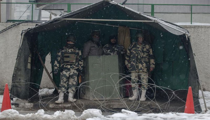 Avalanche in J&K's Gurez sector; five soldiers missing