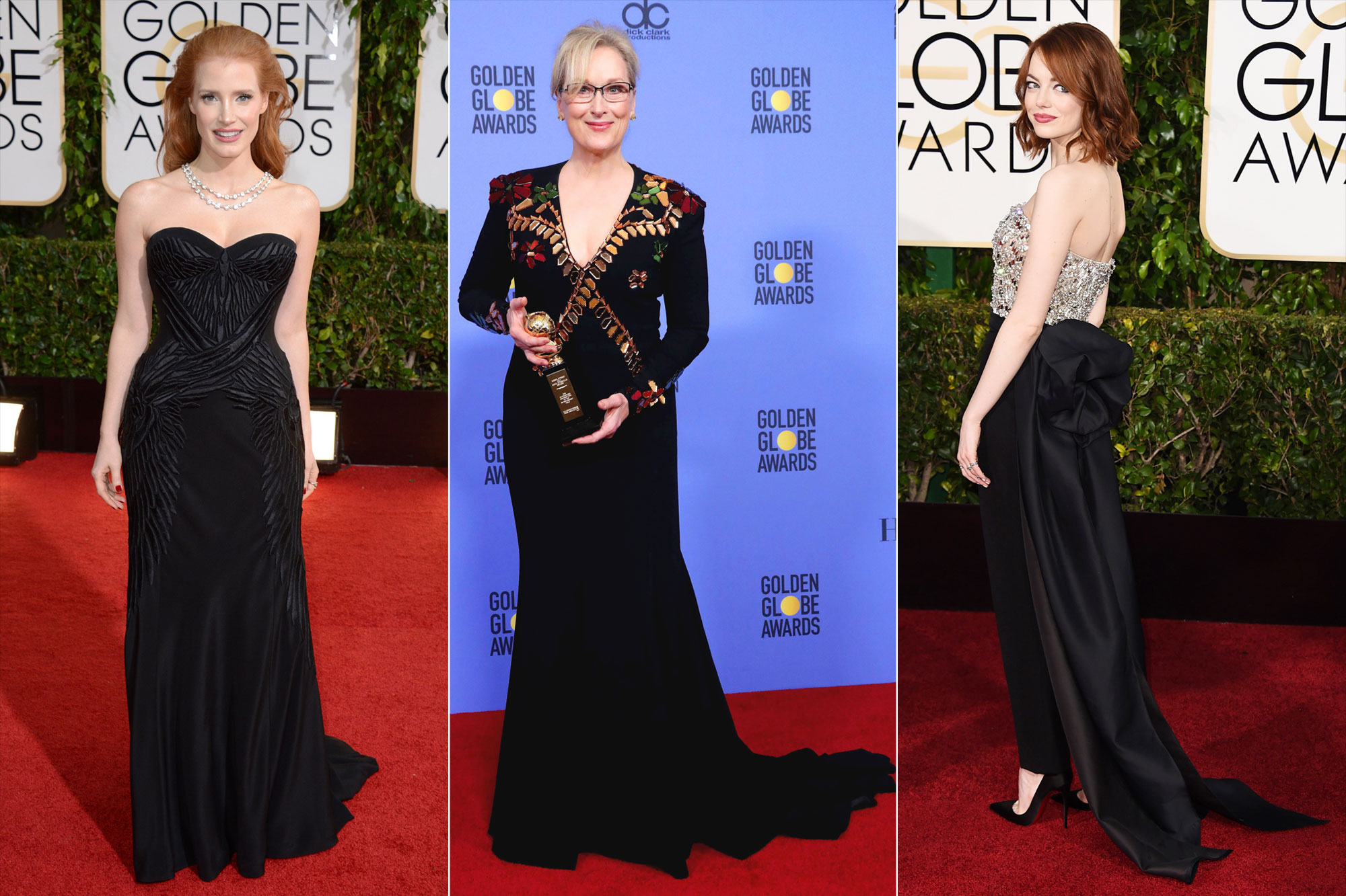 Actresses Will Reportedly Wear Black To The Golden Globes
