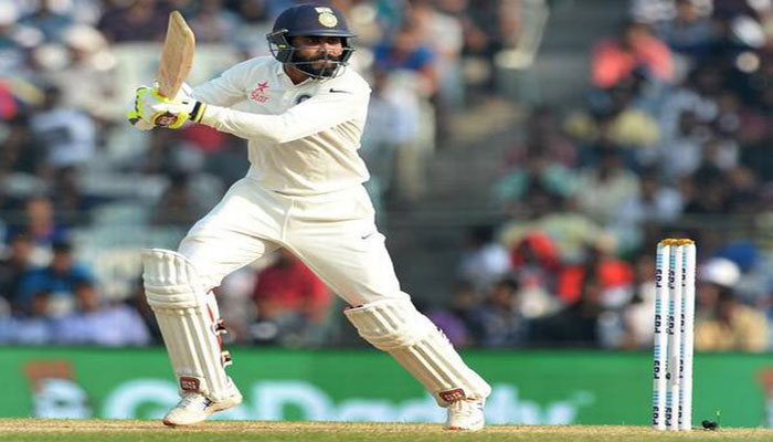 Ravindra Jadeja smashes six sixes in an over in Saurashtra league match