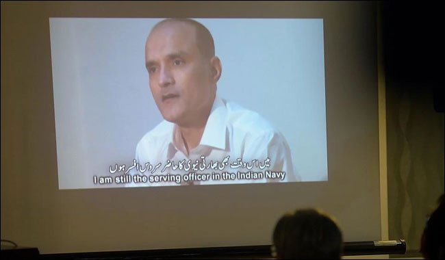 Kulbhushan Jadhav to meet wife, mother in Islamabad today