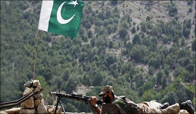 Pakistan Army denied Indian claim that Indian soldiers crossed the LoC