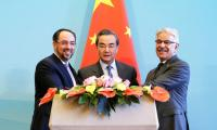 China, Pakistan to look at including Afghanistan in CPEC