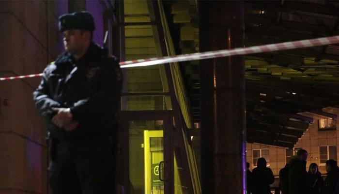 10 hurt in Saint Petersburg supermarket bombing | World
