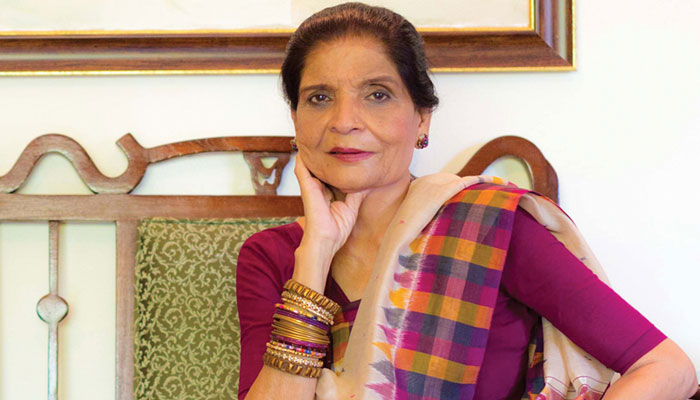 Famous chef Zubaida Tariq passes away in Karachi