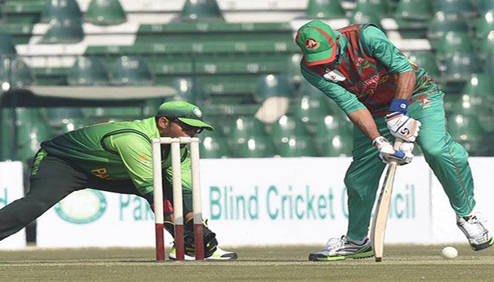Pakistan Beat Bangladesh In Opener Of Blind Cricket World Cup