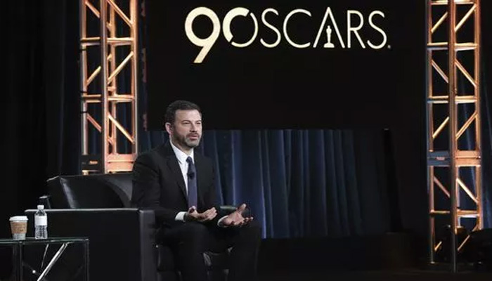 Why Jimmy Kimmel isn't writing his Oscar jokes yet