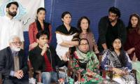 Celebs call for measures to save 'Zainabs'
