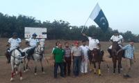Pak Army beats Indian Army in Armed Forces Int'l Polo Tournament
