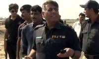 SSP Rao Anwar says four 'terrorists' killed in Karachi shootout