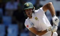 Markram falls short of century in second India Test