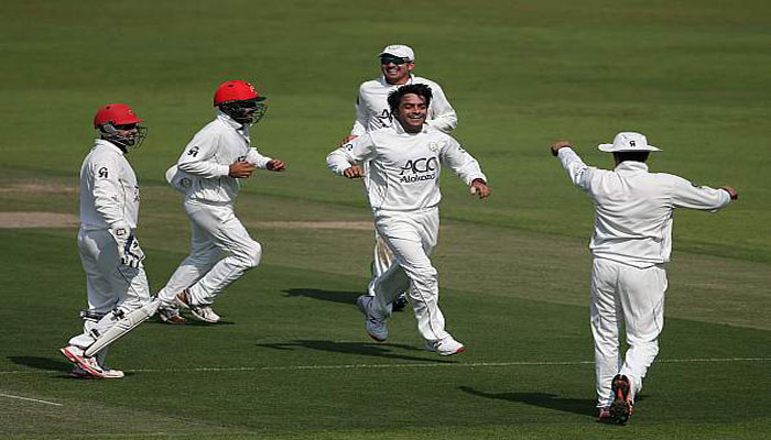 Afghans to play maiden Test in June