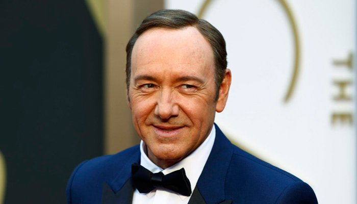 Kevin Spacey Is A 'Racist Man,' Claims 'House Of Cards' Security Alum